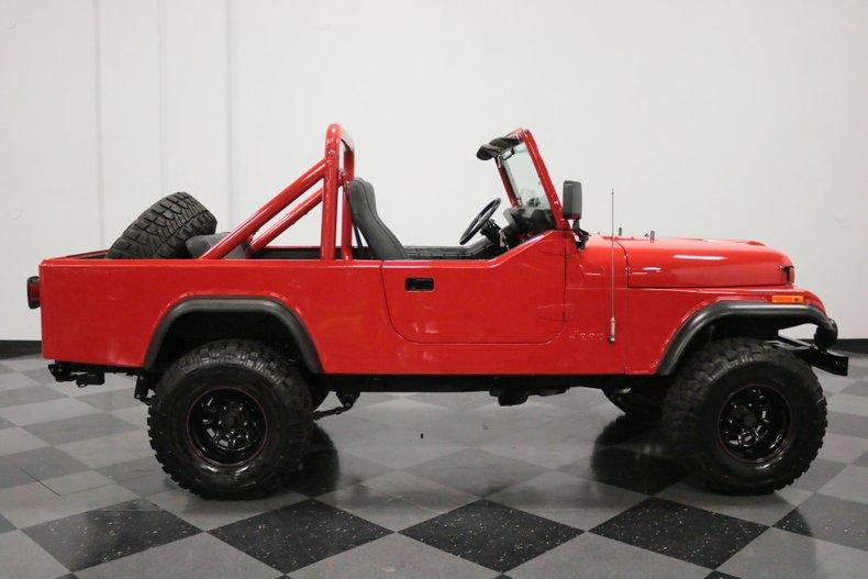 1983 Jeep CJ8 38