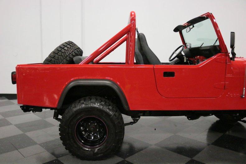 1983 Jeep CJ8 39