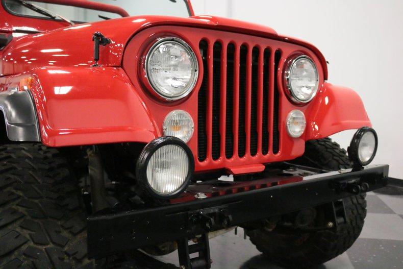 1983 Jeep CJ8 73