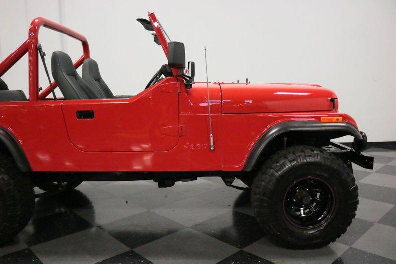 1983 Jeep CJ8 41