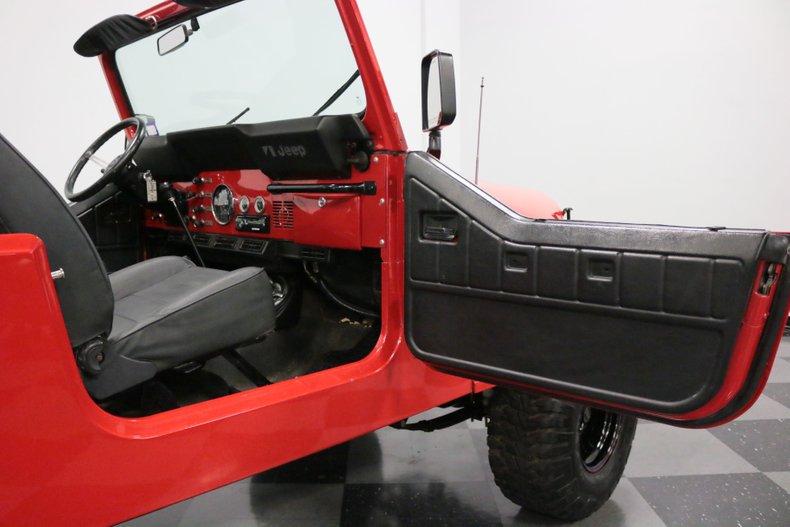 1983 Jeep CJ8 66