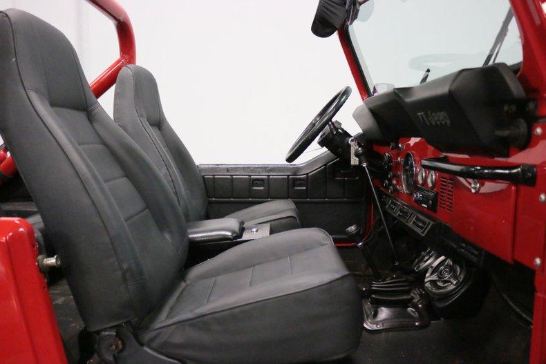 1983 Jeep CJ8 62