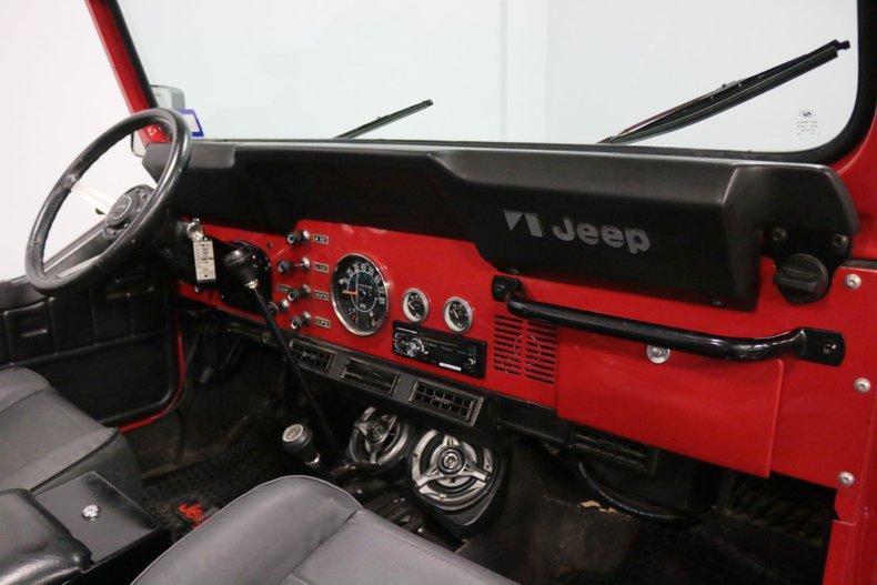 1983 Jeep CJ8 64