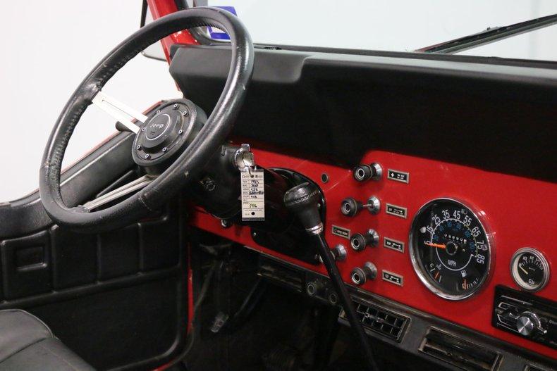 1983 Jeep CJ8 63