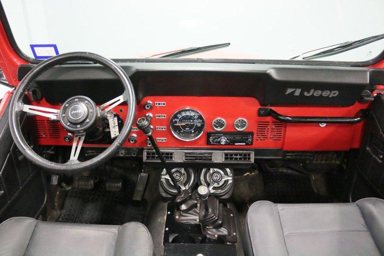 1983 Jeep CJ8 59