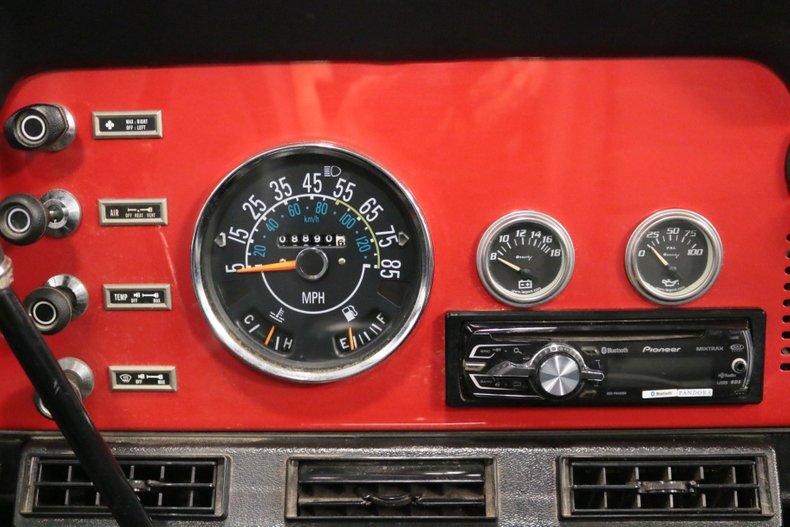 1983 Jeep CJ8 54