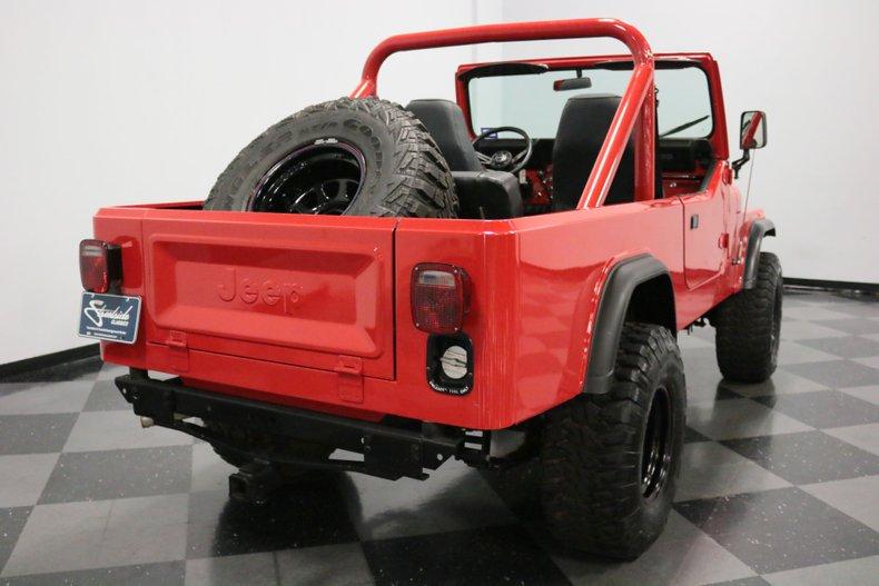 1983 Jeep CJ8 12