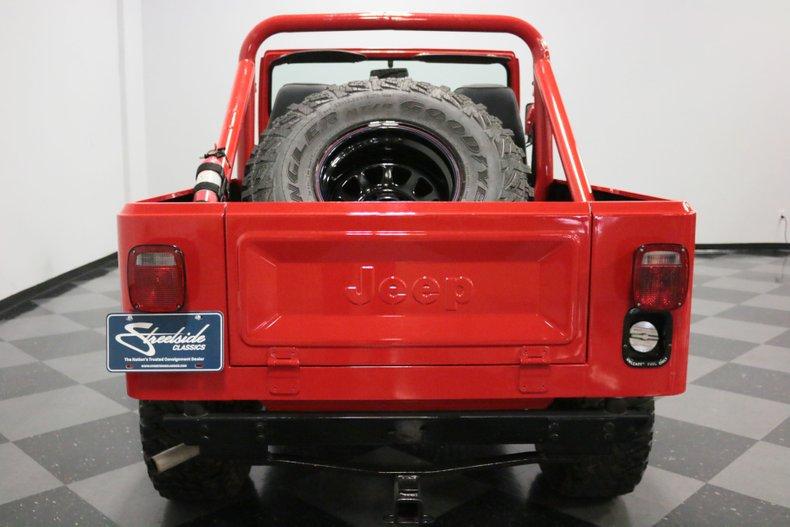 1983 Jeep CJ8 11