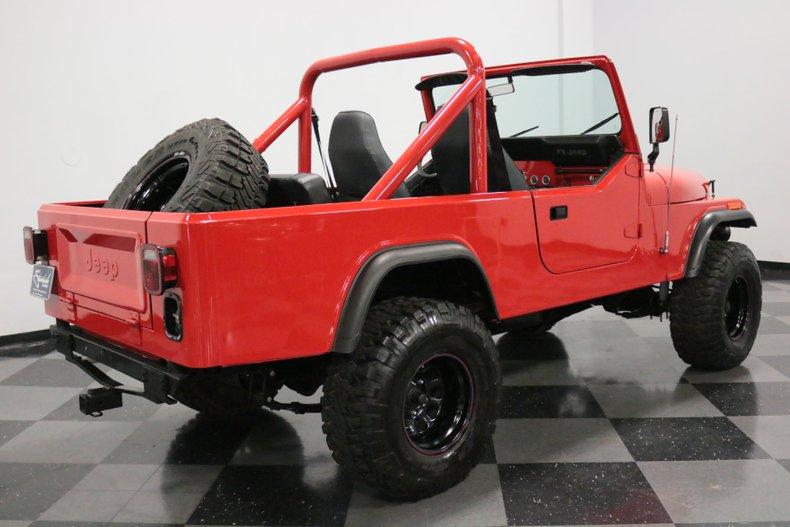 1983 Jeep CJ8 13
