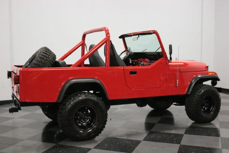 1983 Jeep CJ8 14