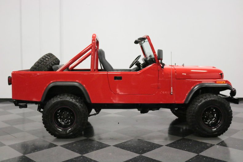 1983 Jeep CJ8 15