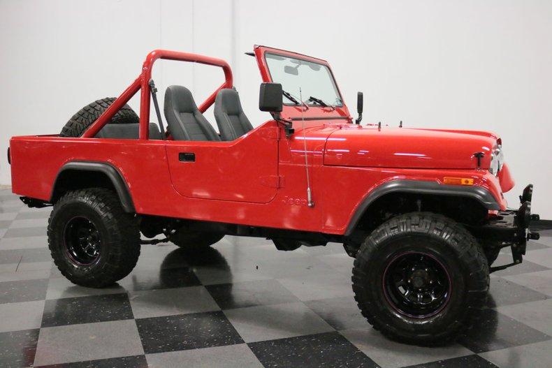 1983 Jeep CJ8 16