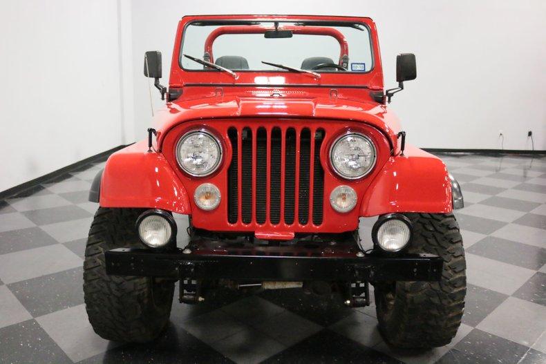 1983 Jeep CJ8 19