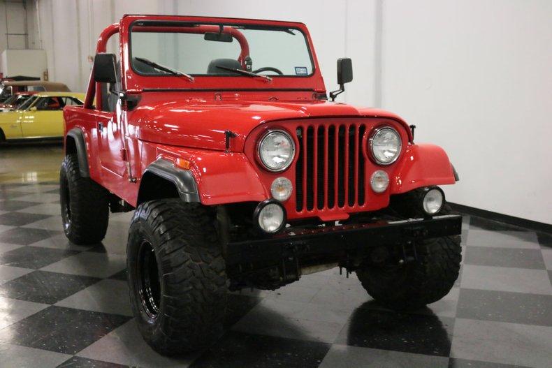 1983 Jeep CJ8 18