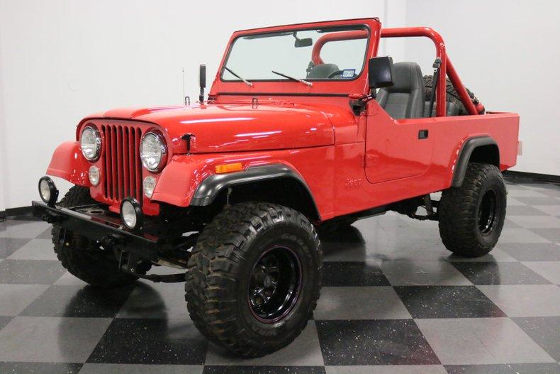 1983 Jeep CJ8 5