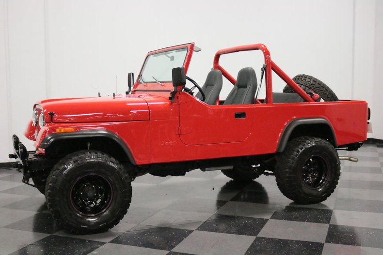 1983 Jeep CJ8 6