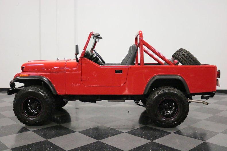 1983 Jeep CJ8 7
