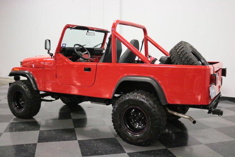 1983 Jeep CJ8 8