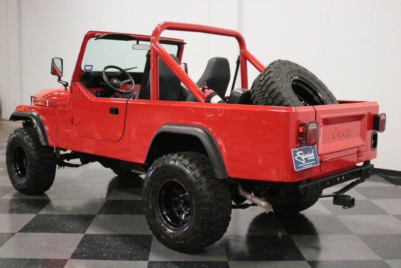 1983 Jeep CJ8 9