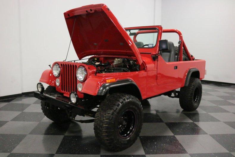 1983 Jeep CJ8 43