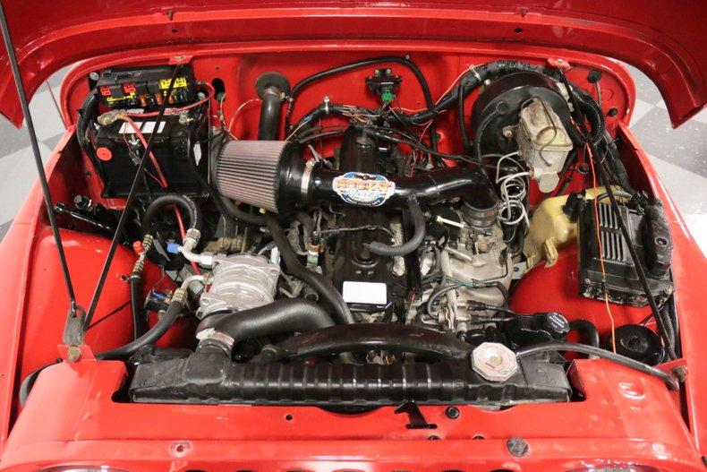 1983 Jeep CJ8 3