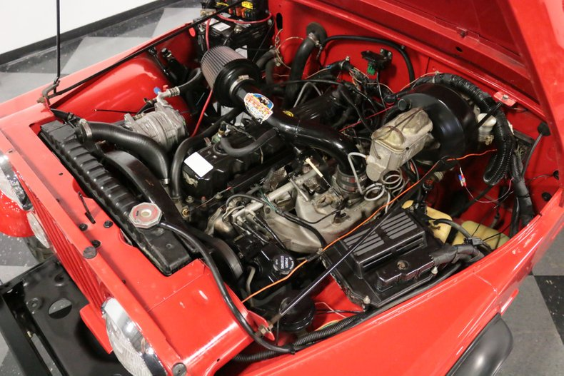 1983 Jeep CJ8 45