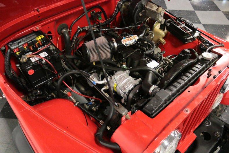 1983 Jeep CJ8 44