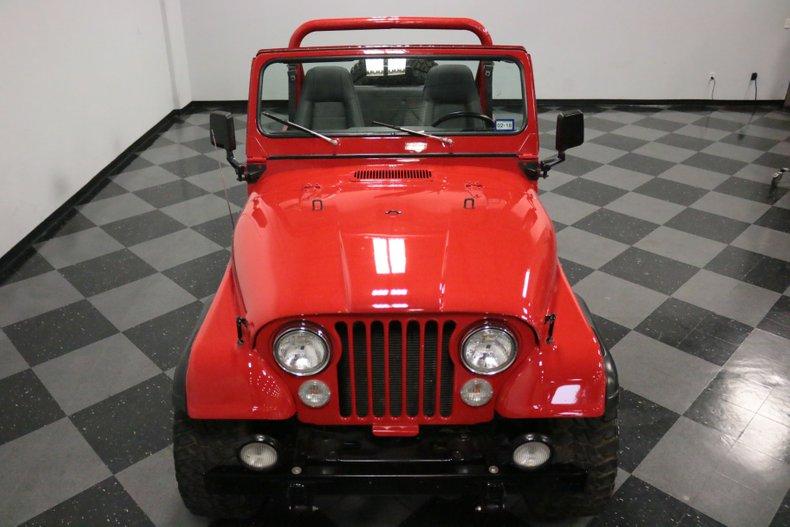 1983 Jeep CJ8 26