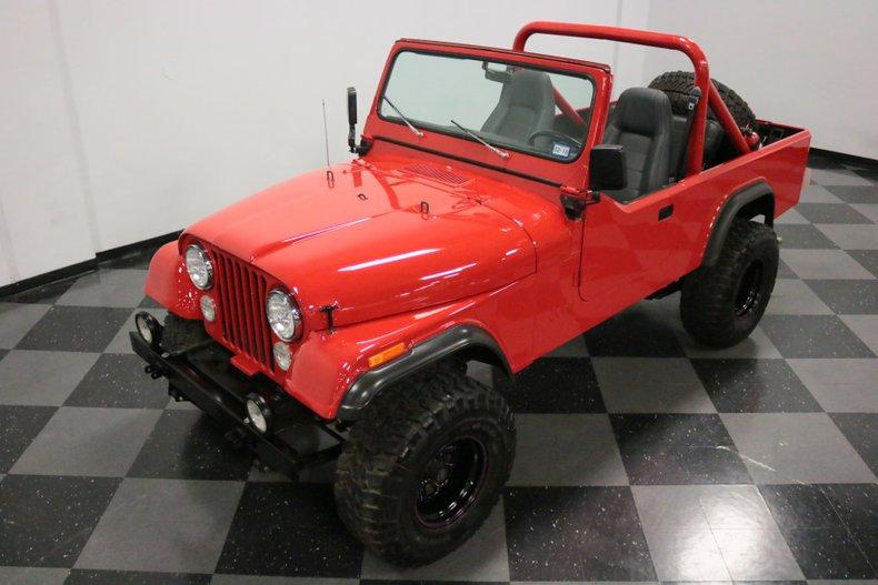 1983 Jeep CJ8 21