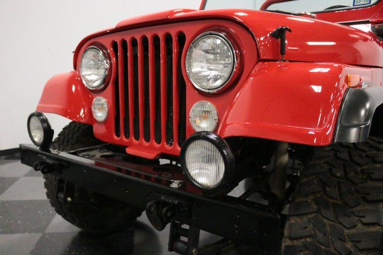 1983 Jeep CJ8 27