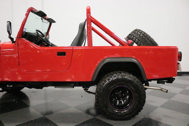 1983 Jeep CJ8 32