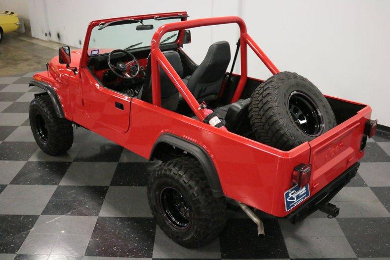 1983 Jeep CJ8 76