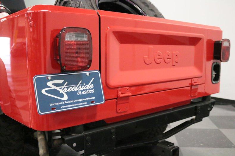 1983 Jeep CJ8 74