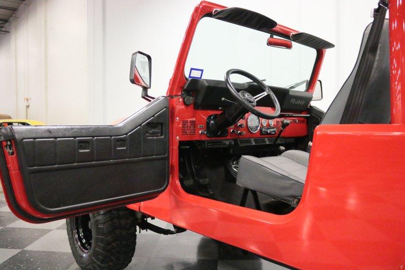 1983 Jeep CJ8 50