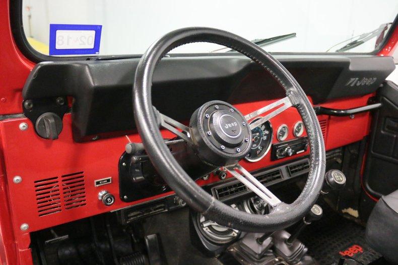 1983 Jeep CJ8 52