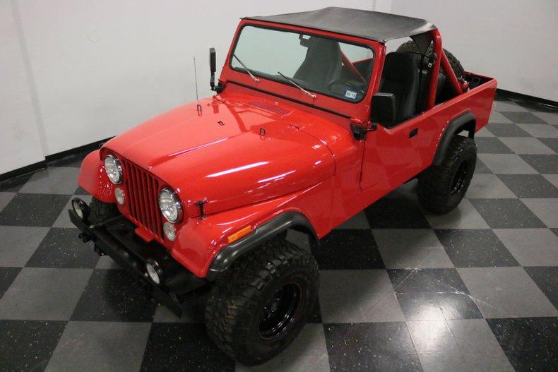 1983 Jeep CJ8 22