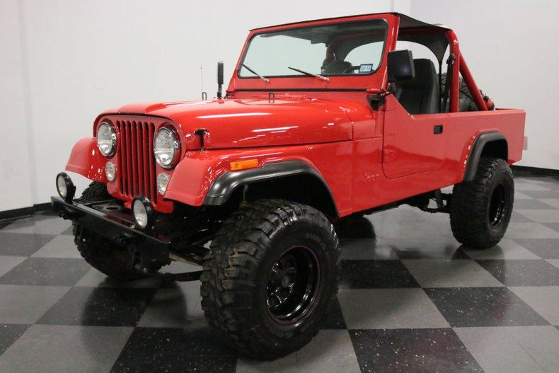1983 Jeep CJ8 23