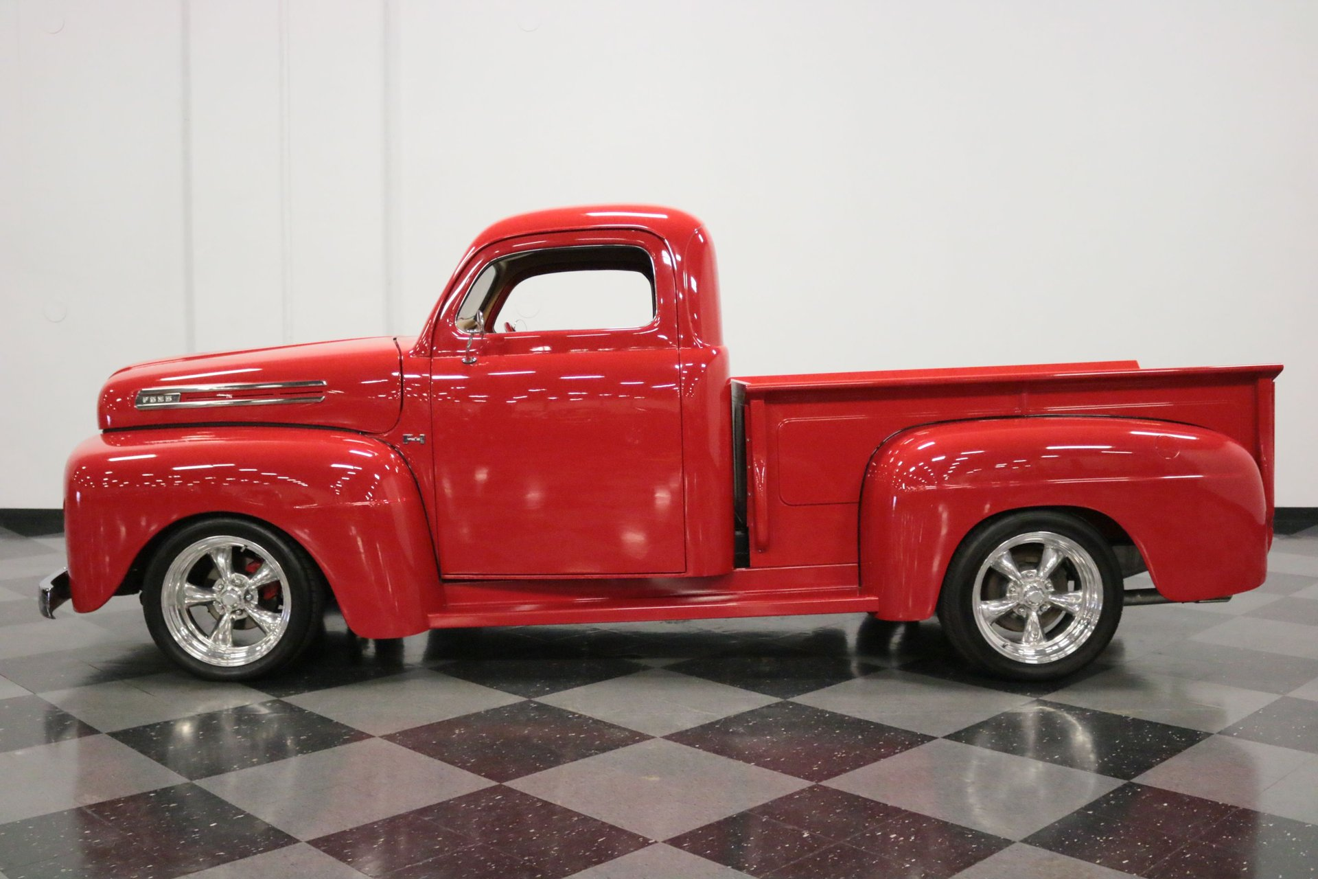 1950 ford f 1 restomod