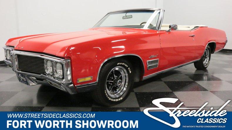For Sale: 1970 Buick Wildcat
