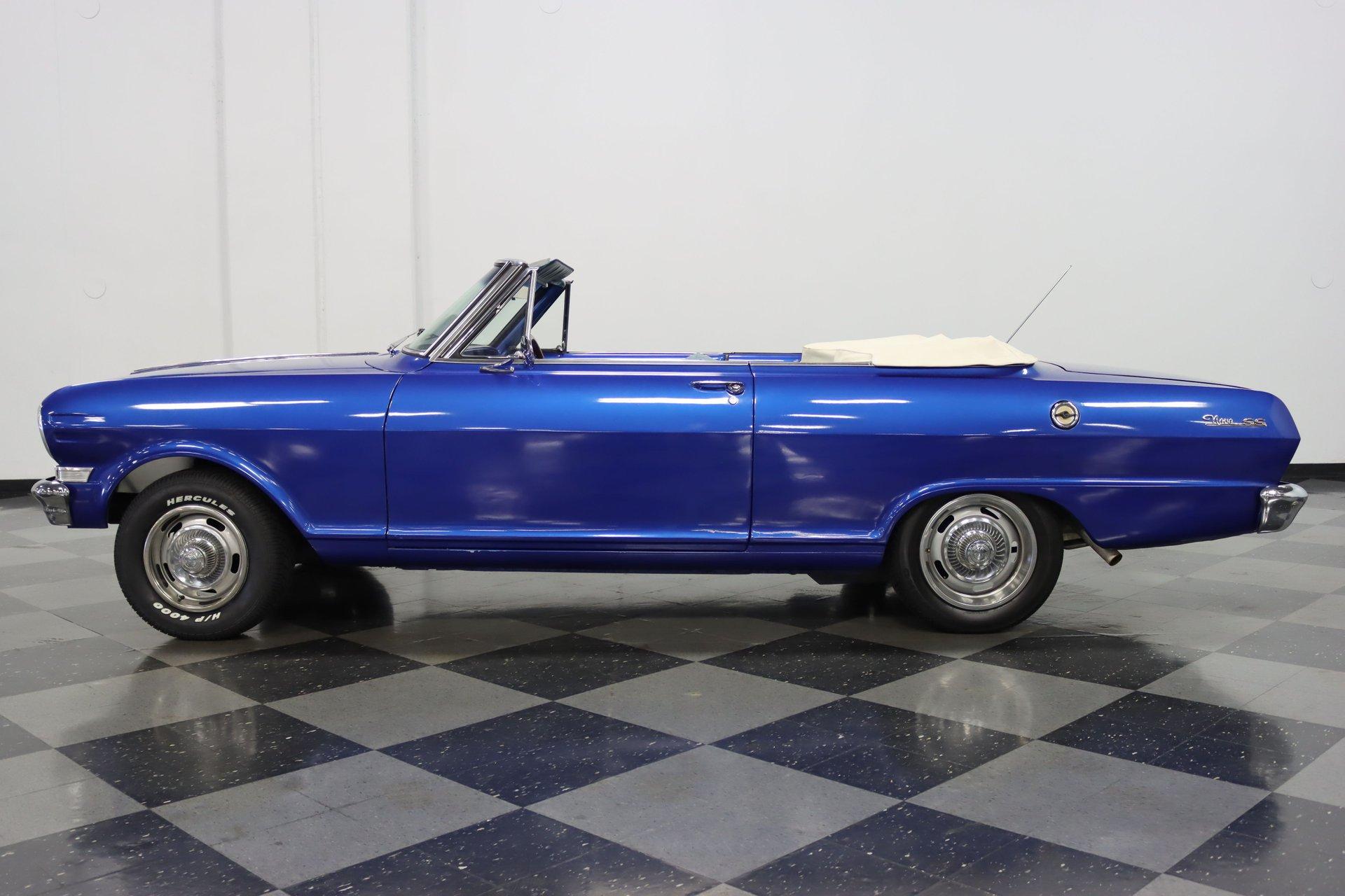 1963 chevrolet nova chevy ii