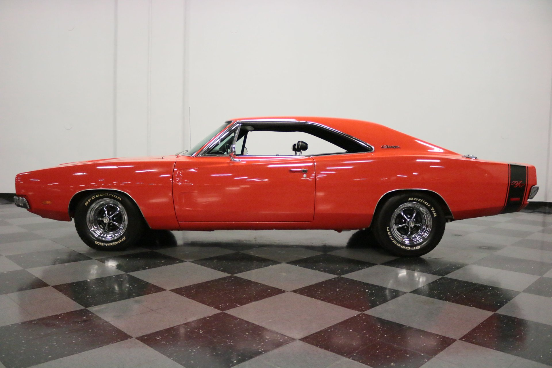 1969 dodge charger r t