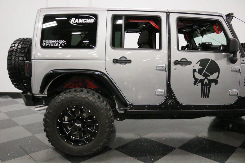 2016 Jeep Wrangler 35
