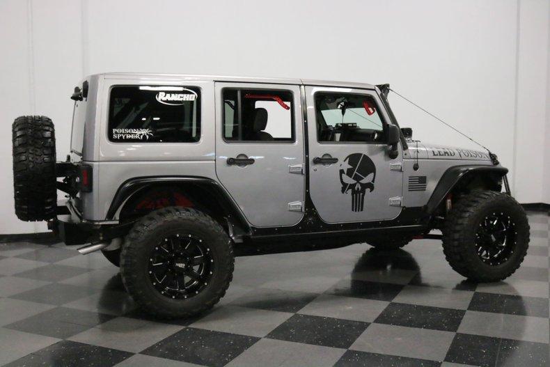 2016 Jeep Wrangler 14
