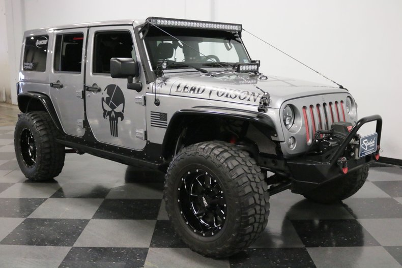 2016 Jeep Wrangler 17