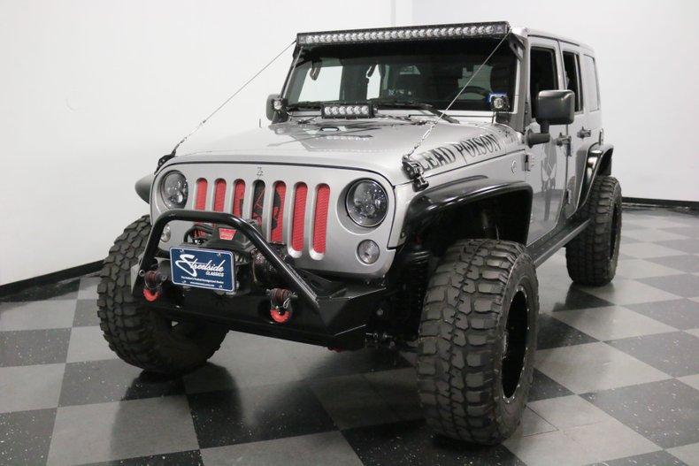 2016 Jeep Wrangler 20
