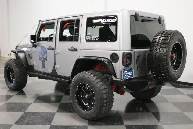 2016 Jeep Wrangler 9