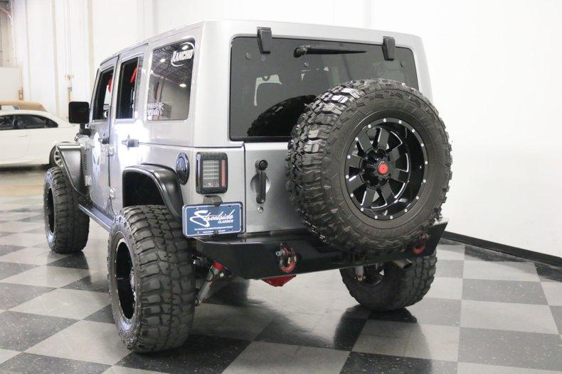2016 Jeep Wrangler 10