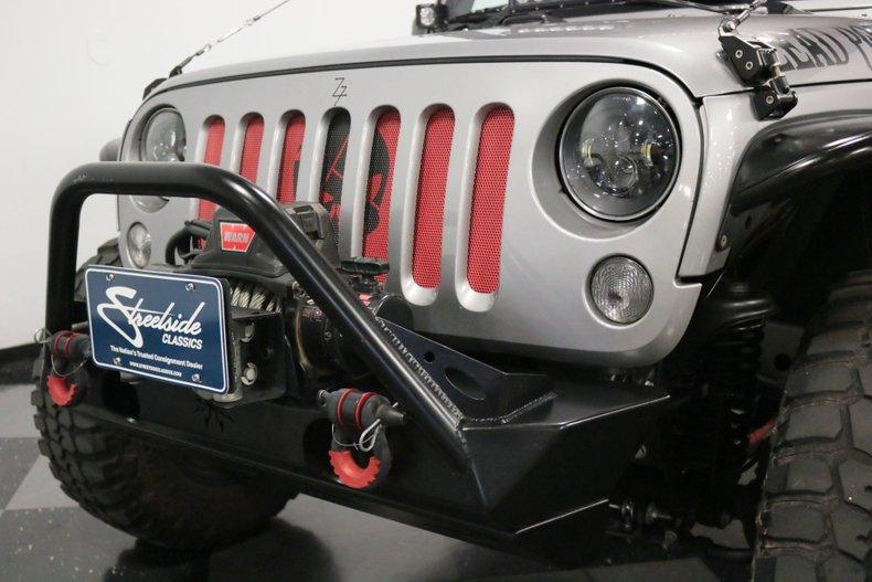 2016 Jeep Wrangler 23