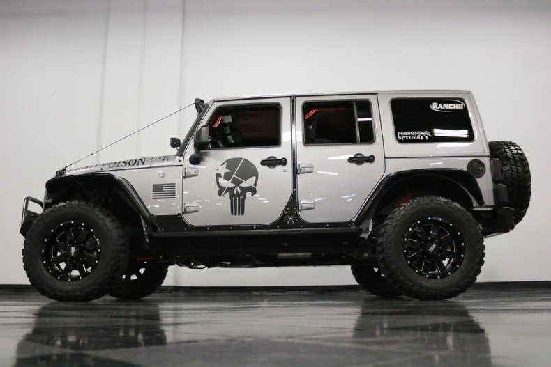 2016 Jeep Wrangler 25