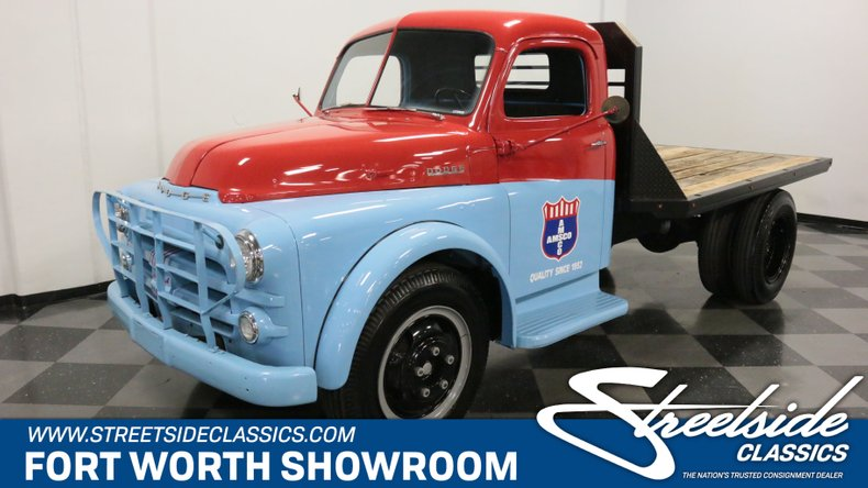 For Sale: 1952 Dodge B-Series Truck